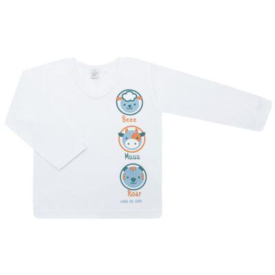 Imagem 2 do produto Pijama longo em malha Bichinhos - Cara de Sono - L1733-ANIMAIS MASC L PJ-LONGO M/MALHA-3