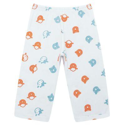 Imagem 4 do produto Pijama longo em malha Bichinhos - Cara de Sono - L1733-ANIMAIS MASC L PJ-LONGO M/MALHA-3