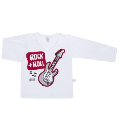 Imagem 2 do produto Pijama longo em malha Rockn´ Roll - Cara de Sono - L2466 ROCK+ROLL L PG-LONGO M/MALHA-4