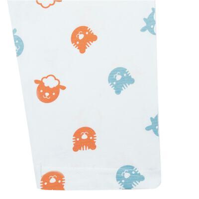 Imagem 5 do produto Pijama longo em malha Bichinhos - Cara de Sono - L1733-ANIMAIS MASC L PJ-LONGO M/MALHA-4