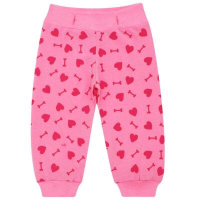 Imagem 5 do produto Pijama 4 botões que Brilha no Escuro Cachorrinha - Cara de Criança - 4L1671-CACHORRINHA 4L PJ 4 BOTOES-LONGO M/MALHA-GG