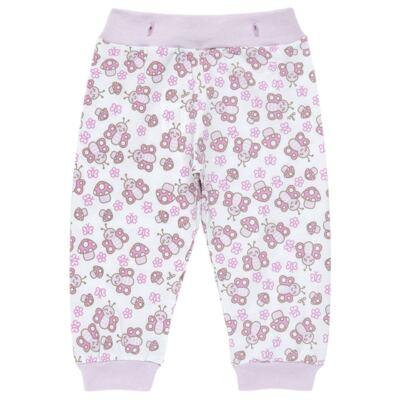 Imagem 6 do produto Pijama 4 botões que Brilha no Escuro Butterfly - Cara de Criança - 4L1947 COGUMELO 4L PJ 4 BOTOES - LONGO M/MALHA -G