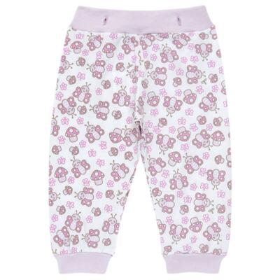 Imagem 6 do produto Pijama 4 botões que Brilha no Escuro Butterfly - Cara de Criança - 4L1947 COGUMELO 4L PJ 4 BOTOES - LONGO M/MALHA -M