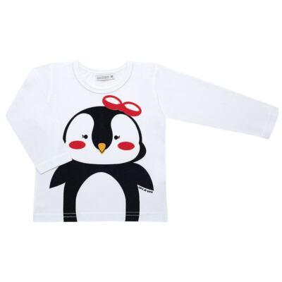 Imagem 2 do produto Pijama longo c/ Capri Pinguinha - Cara de Sono - L1729 PINGUINHA L PJ-LONGO M/MALHA-1