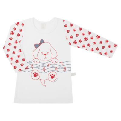 Imagem 1 do produto Camisola em malha Cachorrinha - Cara de Sono