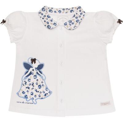 Imagem 2 do produto Pijama curto com abertura Fada - Cara de Criança - AB0881 PIJAMA CURTO COM ABERTURA FADA-2