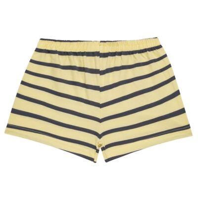 Imagem 8 do produto Pijama curto que Brilha no Escuro Little Bee - Cara de Criança - U2278 ABELHA PIJAMA-CURTO M/MALHA -2