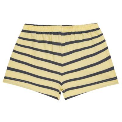 Imagem 8 do produto Pijama curto que Brilha no Escuro Little Bee - Cara de Criança - U2278 ABELHA PIJAMA-CURTO M/MALHA -3