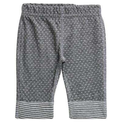 Imagem 1 do produto Legging em malha Petit Poá - Mini & Classic - 48184169 LEGGING C/ PUNHO AVULSO -2