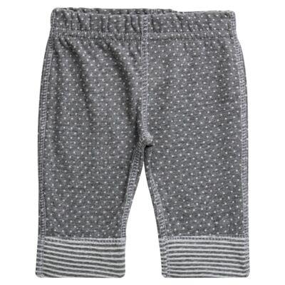Imagem 1 do produto Legging em malha Petit Poá - Mini & Classic - 48184169 LEGGING C/ PUNHO AVULSO -G