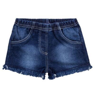 Imagem 1 do produto Shorts para bebê jeans Destroyed - Tilly Baby - TB168000 SHORT JEANS FEMININO-2
