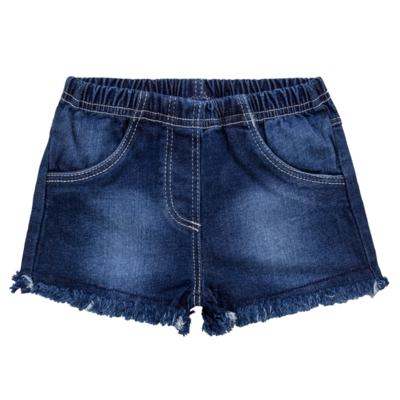 Imagem 1 do produto Shorts para bebê jeans Destroyed - Tilly Baby - TB168000 SHORT JEANS FEMININO-1
