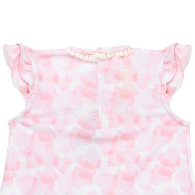 Imagem 4 do produto Vestido com Calcinha para bebe em viscomfort Love Cactus - Petit - 14534300 VESTIDO TRANSP CALCINHA VISCOMFORT LOVE CACTUS-M