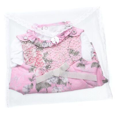 Imagem 6 do produto Vestido c/ Body curto para bebê Floral - Roana