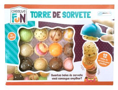 Imagem 1 do produto Creative Fun Torre de Sorvete- BR645