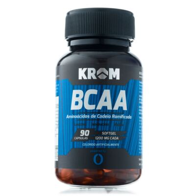 Imagem 3 do produto Anticel 500mg Oiti 120 Cápsulas + Suplemento BCAA Krom 90 Cápsulas