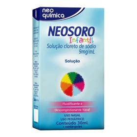 Neosoro - Solução Nasal | 30ml