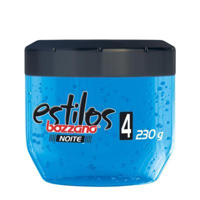 Imagem 1 do produto Gel Fixador Bozzano Estilos 4 Noite 230g