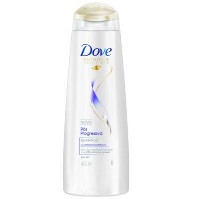 Imagem 2 do produto Kit Dove Pós Progressiva Shampoo 400ml + Creme de Tratamento 350g