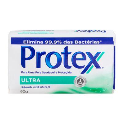 Imagem 4 do produto Kit Sabonete Protex Suave + Ultra + Cream 90g 3 Unidades