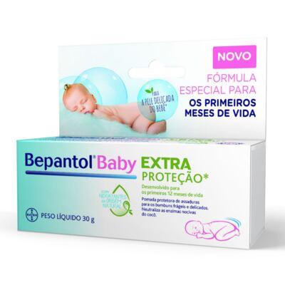 Imagem 1 do produto Creme Antiassadura Bepantol Baby Extra Proteção 30g