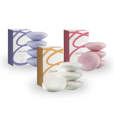 Imagem 1 do produto Kit Avon Sabonetes Encanto