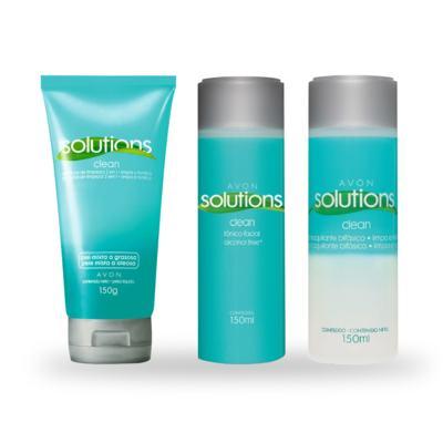 Imagem 1 do produto Kit Avon Solutions