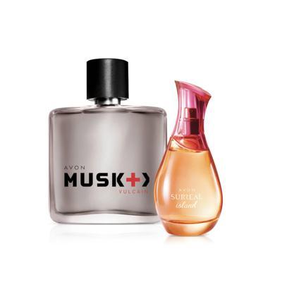 Imagem 1 do produto Presente Surreal Island & Musk Vulcain