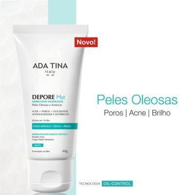 Imagem 5 do produto Ada Tina Depore Mat Matificante - Ada Tina Depore Mat Matificante 60g