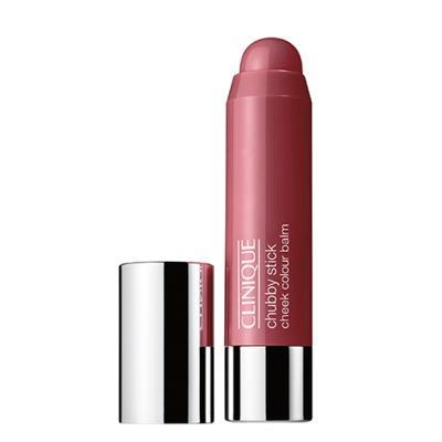 Imagem 2 do produto Chubby Stick Cheek Colours Balm Clinique - Blush - Pumpled Up Peony