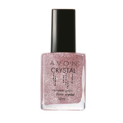 Esmalte Avon Nailwear Pró+ Crystal