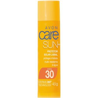 Imagem 1 do produto Protetor Solar Labial Avon Care Sun+ FPS 30 4,5g