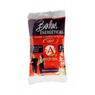 Imagem 1 do produto Bala Light Adrak Gengibre Guaraná e Açaí