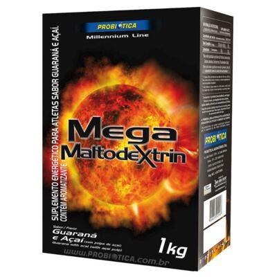 Imagem 1 do produto Mega Maltodextrin Guaraná e Açaí 1kg