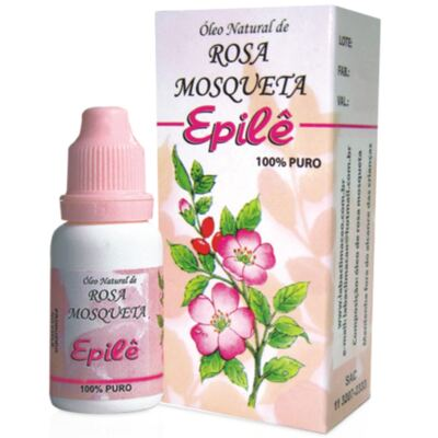 Imagem 1 do produto Óleo Corporal Epilê Rosa Mosqueta 10ml