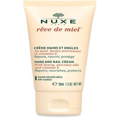 Creme Hidratante para Mãos e Unhas Nuxe Reve de Miel - Creme Hidratante para Mãos e Unhas Nuxe Reve de Miel 50ml