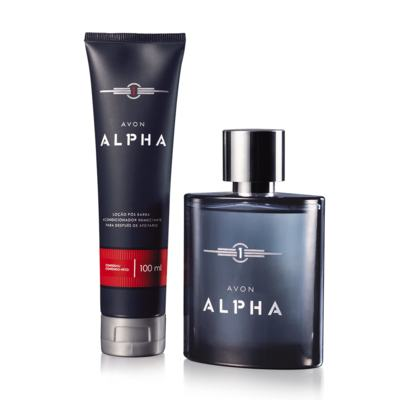 Estojo Alpha Masculino