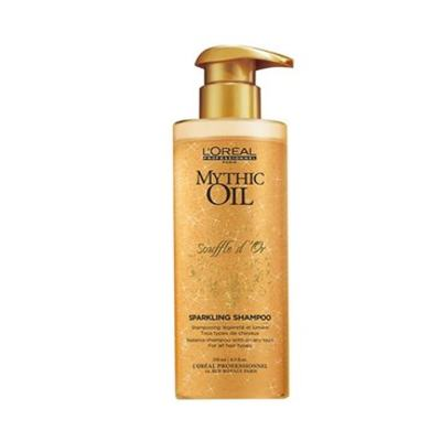 Loreal Profissional Mythic Oil Souffle d'Or Shampoo