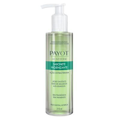 Sabonete Líquido Facial Higienizante Payot - Acnederm - 210ml