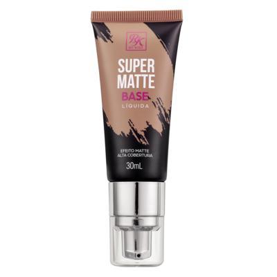Base Líquida RK by Kiss - Super Matte - Areia