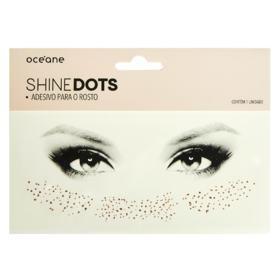 Adesivo para Rosto Océane - Shine Dots Rosé - 1 Un