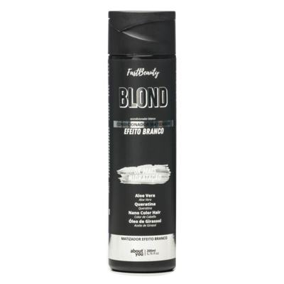 About You Fast Beauty Blond Efeito Branco - Condicionador Matizador - 200ml