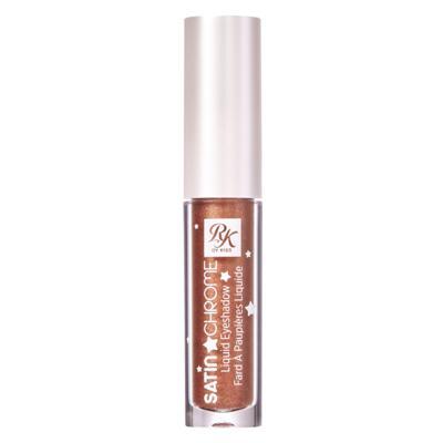Imagem 1 do produto Sombra Líquida Rk by Kiss Satin Chrome - Rose Gold
