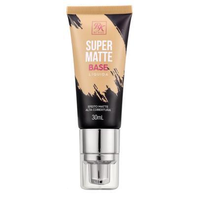 Base Líquida RK by Kiss - Super Matte - Nude