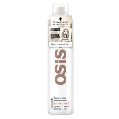 OSiS+ Boho Rebel Schwarzkopf - Shampoo a Seco Cabelo Castanho Claro - 300ml