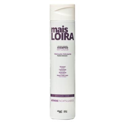 Imagem 1 do produto About You Mais Loira - Shampoo Matizador - 300ml