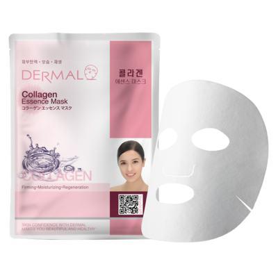 Imagem 1 do produto Máscara Facial Antirrugas Dermal - Colágeno - 23g