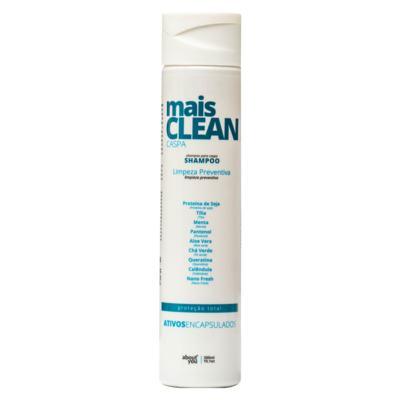 Imagem 1 do produto Shampoo Para Prevenir a Caspa About You - Mais Clean - 300ml