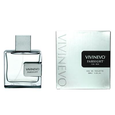 Imagem 3 do produto Farsight Vivinevo - Perfume Masculino - Eau de Toilette - 100ml