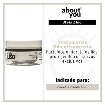 Imagem 2 do produto Mais Liso About You - Máscara de Tratamento - 200ml